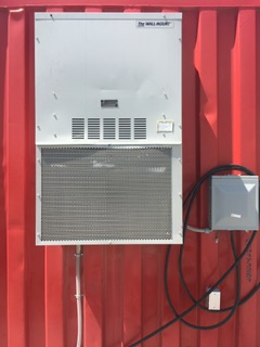 Portable Air Conditioning Unit | Odessa, TX